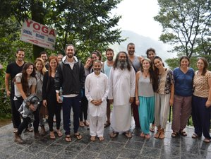 26 Days 200-Hour Multi-Style Yoga Teacher Training in Dharamsala, India