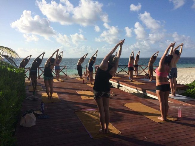 7 Days Bikram Yoga and Hot Pilates Retreat in Mexico