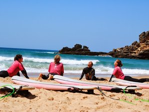 8 Day Surf and Yoga Retreat in beautiful Praia da Luz, Algarve