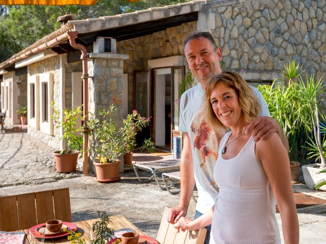 8 Days Personalised Yoga, Meditation and Healthy Food in Spain