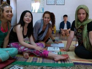 25 Days 300-Hour Yoga Teacher Training India