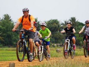 5 Day Family Cycling Vacation in Siem Reap