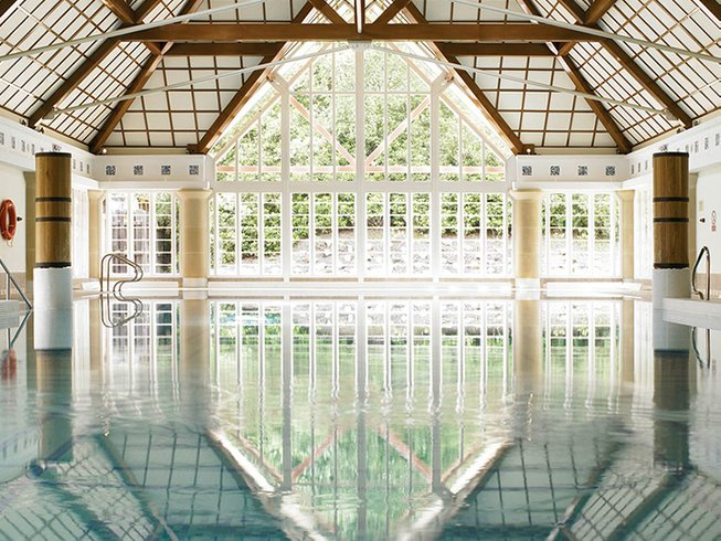 3-Daagse Luxe Yoga Retraite in Champneys Forest