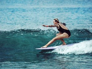 5 Days Exceptional Surf Camp in Kuta, Bali, Indonesia