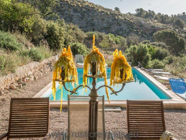 7 Tage Rustikaler Meditations und Yoga Urlaub in Murcia, Spanien