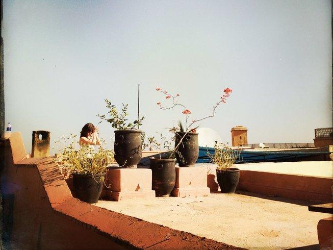 5 Days Urban Marrakech Yoga Retreat in Morocco