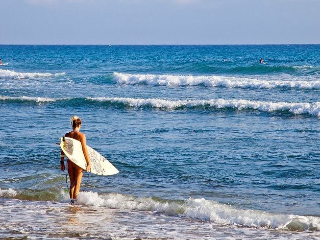 7 Days Swell Surf and Yoga Retreat Dominican Republic