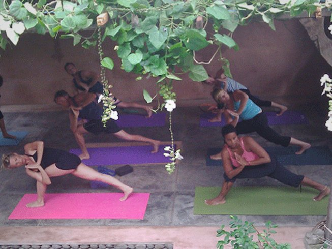 8 Days Soul Shine Yoga Retreat in Bali