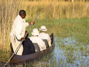 4 Days Walking Safari in Okavango Delta, Botswana
