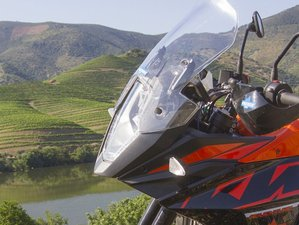 4 Days Porto and Douro Valley Self-Guided Motorcycle Experience in Portugal