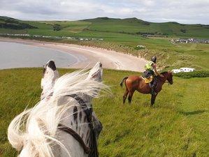 4 Days Short Break Horse Riding Adventure in the Mull of Kintyre, Scotland