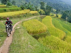 6 Days Ha Giang to Sapa Guided Motorbike Tour in Vietnam