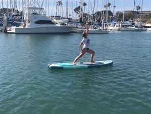 7 Days SUP Yoga and Hiking Retreat in Beach Community in Coastal San Diego, USA