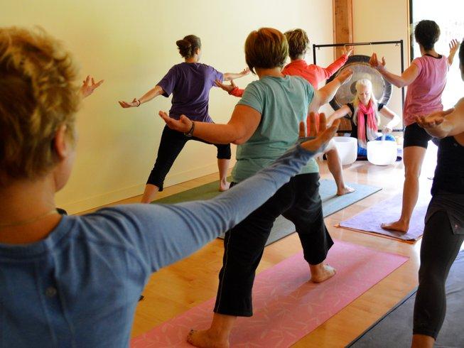 3 Days Weekend Yoga Retreat in Washington