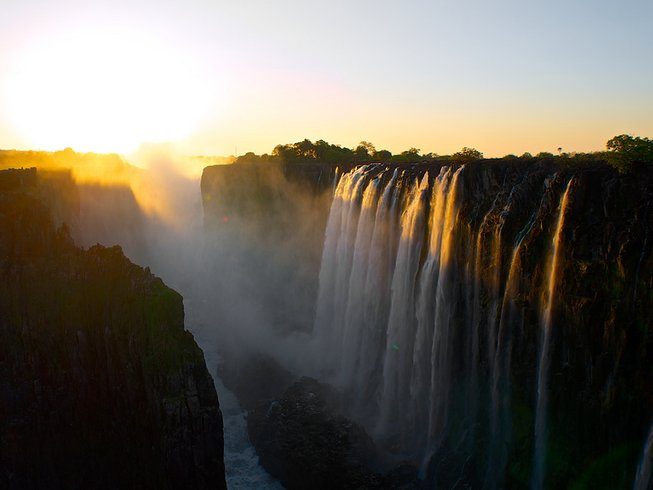8 Days Safari in Victoria Falls, Hwange National Park, and Chobe National Park