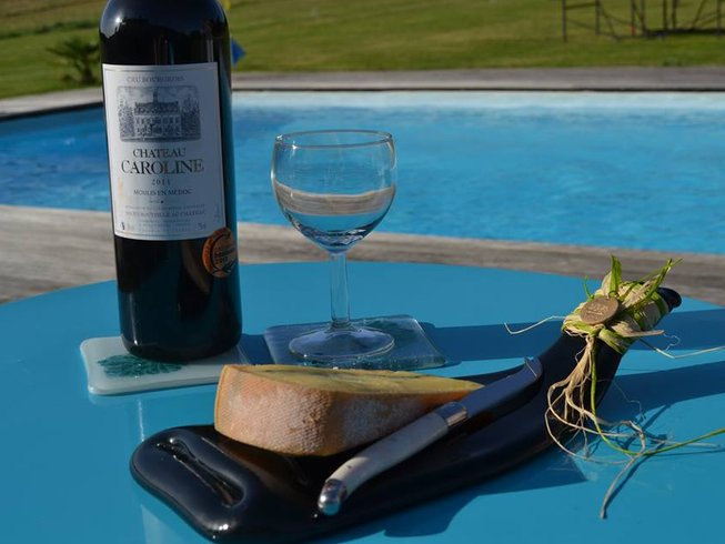 8 Days Gourmet Wine & Food Vacation in France