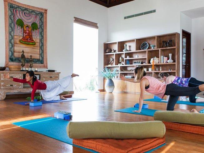 6-Daagse Yoga Retraite 'Reis naar Wellness' in Bali