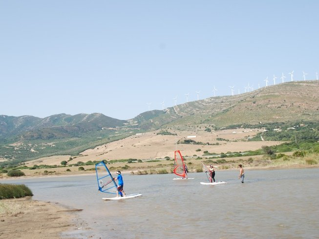 7 Days Windsurfing Surf Camp Spain