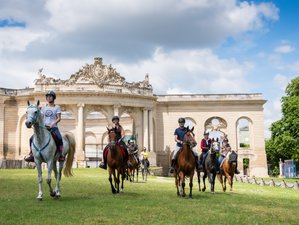 2 Days Horse Riding Holiday for All Levels in Fleurines, Oise