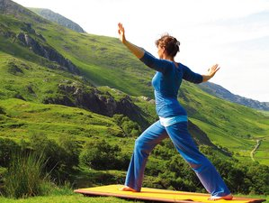 3 Days Nutrition, Detox and Yoga Retreat in Snowdonia, UK