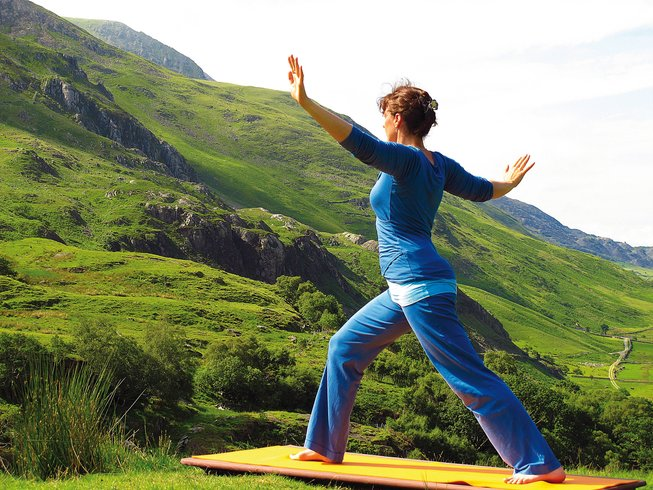 3 Days Nutrition, Detox, and Yoga Retreat in Snowdonia, UK
