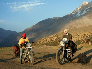 8 Day Get Leh'd in Ladakh: Guided Motorcycle Tour in North India's Himalayas