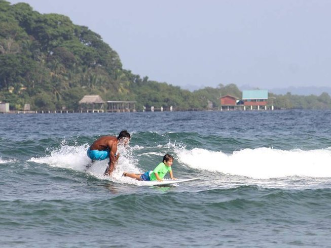 7 Days Bocas Del Toro Surf Holidays