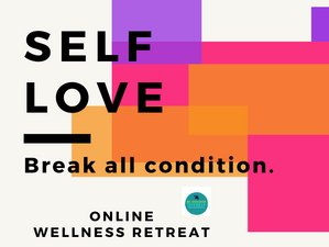 4 Day Online Self-Love Yoga and Meditation Wellness Retreat