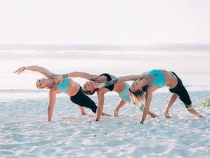 8 Tage Abenteuer Yoga Urlaub in Playa Negra, Costa Rica