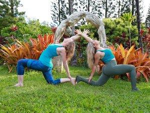 31 días 300 horas profesorado avanzado de yoga en Hawái