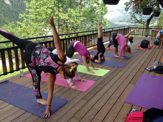 5 días vacaciones de yoga y senderismo en Francia