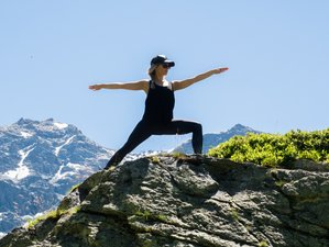 8 Days Full Moon Yoga and Hiking Retreat in France