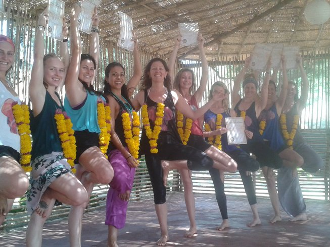 26 Days 200-Hour Yoga Teacher Training in Goa
