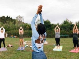 8-Daagse Luxe en Gezonde Yoga Vakantie op Corfu, Griekenland