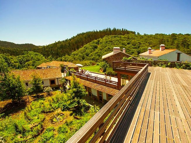 8 Days Yoga Medicine Retreat in Odemira, Southern Portugal