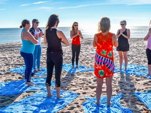 8 Day Yoga and Cleanse Retreat in Cape Cod, Massachusetts