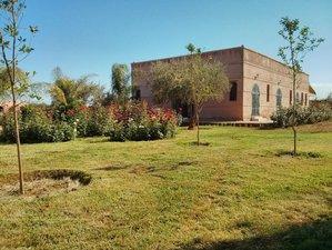 8 Tage Prana Yoga Retreat in Marrakesch, Marokko