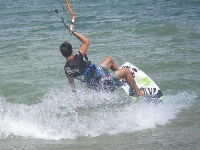 4 Days Kitesurfing Camp in Bahia Salinas, La Cruz, Costa Rica