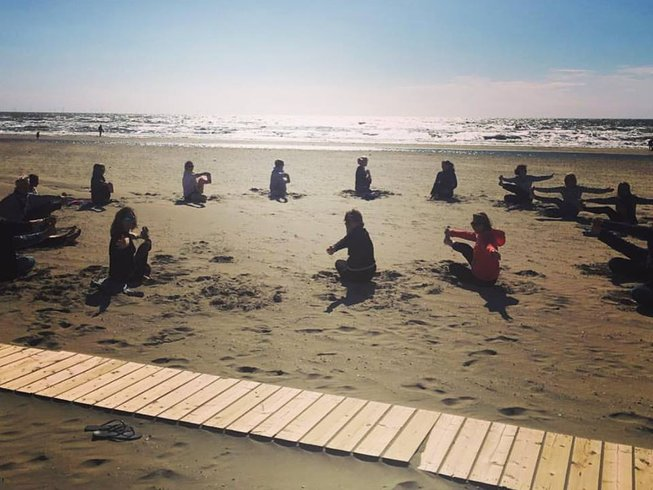 3 Days All-Inclusive Yoga Weekend in the Netherlands
