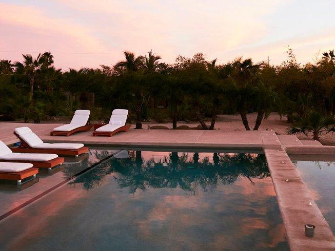 7-Daagse ´Waar de Woestijn de Zee Ontmoet´ Meditatie en Yoga Retreat in Todos Santos, Mexico