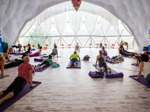 6 Day New Year Recharge Yoga Retreat in Spain