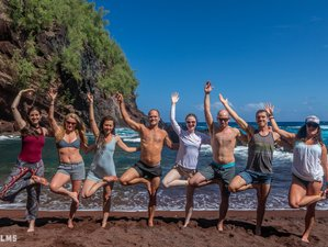 8 Day Thanksgiving Reset Yoga Holiday in Maui, Hawaii