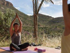 7 Day Rustic Meditation and Yoga Retreat in Totana, Murcia