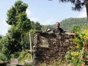16 Tage Yoga Reise in Nepal mit Yoga Trekking und Kloster Retreat