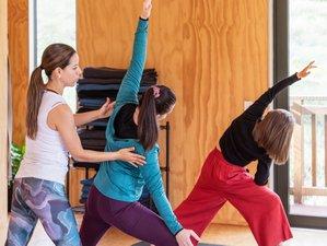 4 Day Beginners Yoga Weekend Retreat in New Plymouth, Taranaki