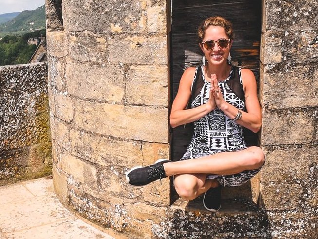 8 Days Play With Fire Yoga Retreat in France