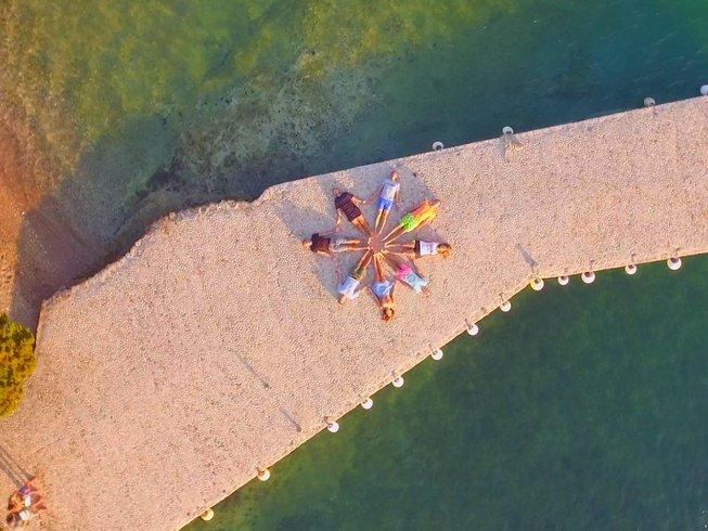 4-Daagse Mindful Meditatie en Yoga Retraite in Mykonos, Griekenland