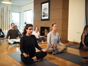 7 Days Boutique Yoga and Restore Therapy Retreat in Attica, Greece