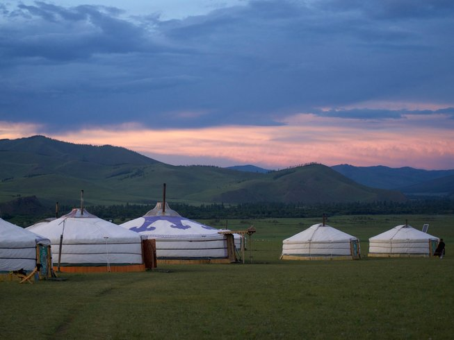 10 Days Jivamukti Yoga Holiday in Mongolia