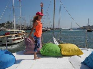 8 días de crucero y retiro de yoga en Gokova Bay, Turquía